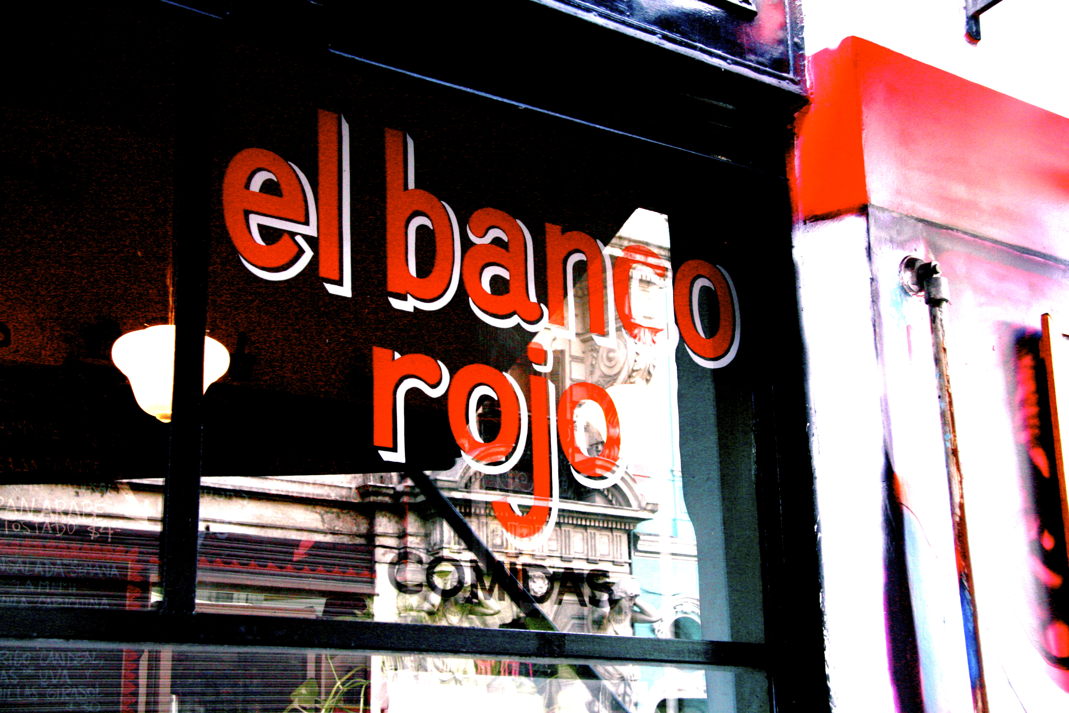 F You They Re From San Telmo El Banco Rojo Pick Up The