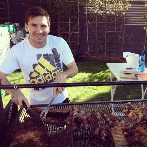 What's Messi Eating For Dinner? Argentina's World Cup Diet