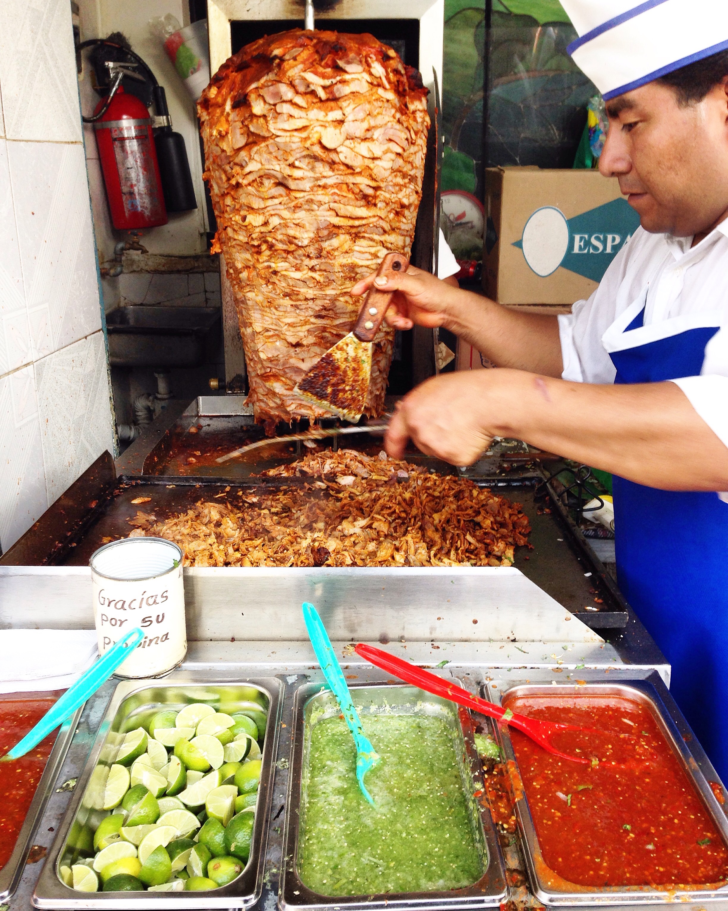 Cool Places To Eat In La: The Five Best Places To Eat In Mexico City