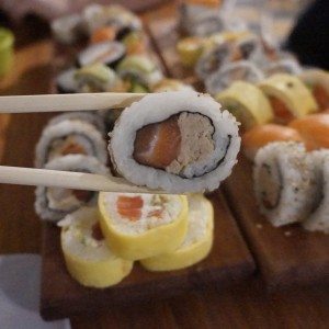 I Tried All-You-Can-Eat Sushi Libre So You Wouldn't Have To