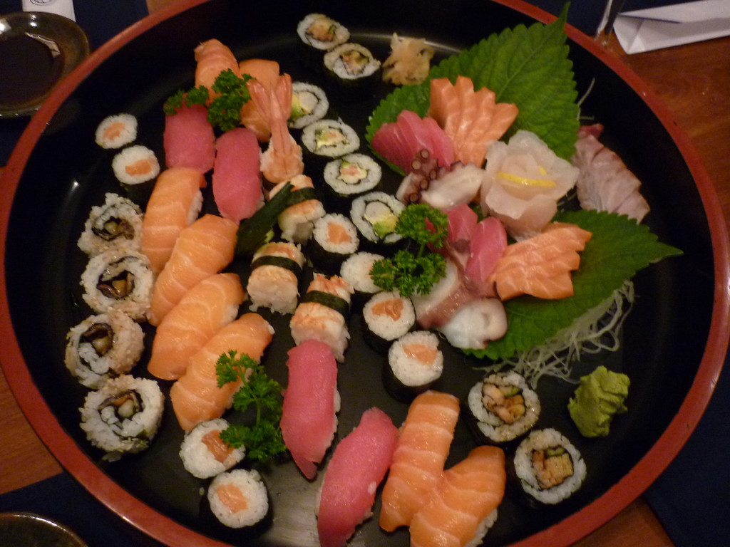 Beyond sushi a real taste of tokyo in buenos aires pick for Ancient japanese cuisine