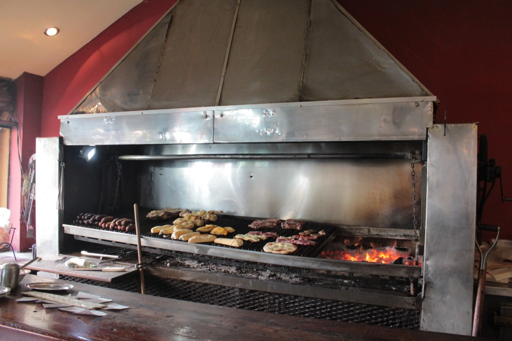 A Guide To The Argentine Asado Pick Up The Fork