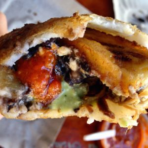 The Empanada Quest: La Carbonera