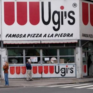UGI'S: The Argentine Pizzeria That Hates Itself